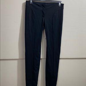 Express ladies stretch fabric pants